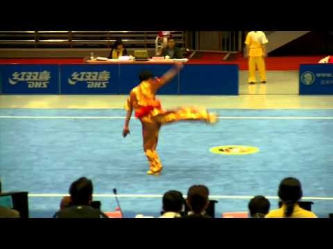 China Wushu Pre-Nationals 2010 - Changquan - Zhang Nai Shui (Shanxi)