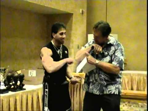 POSEDOWN WITH GUS RETHWISCH AT THE 2010 WABDL WORLD CHAMPIONSHIPS.mpg