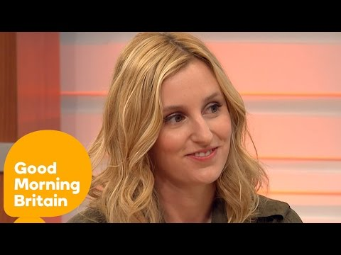 Laura Carmichael On Life After Downton Abbey  Good Morning Britain