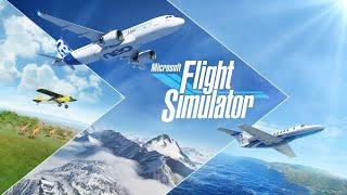 Microsoft Flight Simulator (Jens live på Twitch)