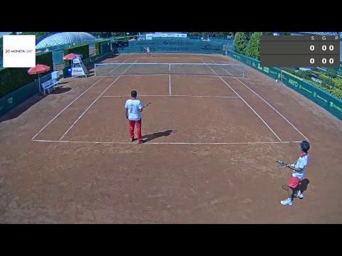 2017 ITF World Junior Tennis Finals Prostejov PER vs EGY 9.8.2017 Court 2