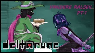 Yandere Ralsei! Au Pt.1 (Deltarune Comic Dub)