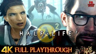 Half Life 2 | 4K/60FPS/MMod | Full Game Longplay Walkthrough No Commentary