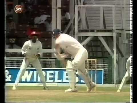 Michael Atherton 144 vs West Indies 1994