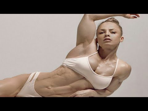 GYM WORKOUT | ELLA IFBB PRO FEMALE BODYBUILDING MOTIVATION