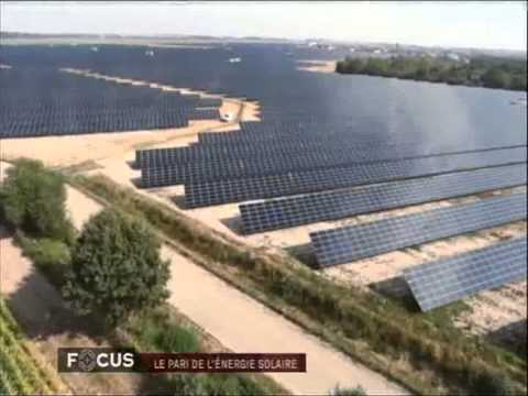 Focus sur la 2e centrale solaire la plus puissante de France : Crucey-Villages