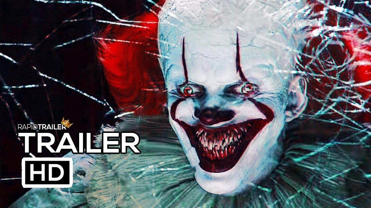 Download IT CHAPTER 2 Final Trailer (2019) Horror Movie HD