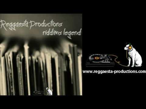 DARKER THAN BLUE RIDDIM, Instrumental, Version, Remake by Reggaesta
