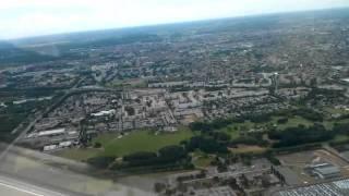 Departing Aeroport du bourget, Paris