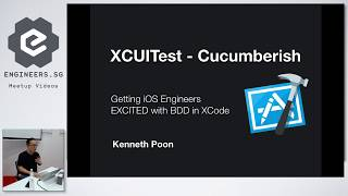 XCUITest + Cucumberish: Executing BDD feature files in Xcode - iOS Dev Scout