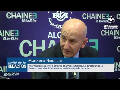 Mohamed Nibouche Pharmacien expert en affaires pharmaceutiques