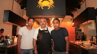 Ministry of Crab : Three Minds, Two Traditions, One Sri Lanka