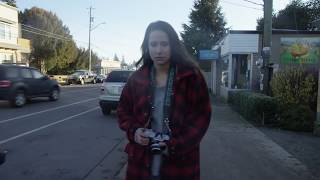 "A clip from ""Respite - Street harassment Scene"