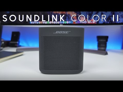 bose-soundlink-color-ii-review-|-best-portable-bluetooth-speaker-for-the-price?