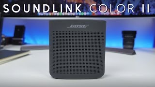 Bose SoundLink Color II Review | Best Portable Bluetooth Speaker For The Price?