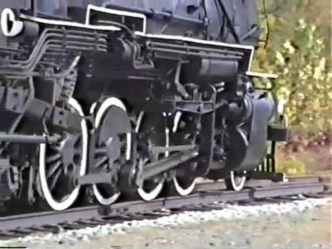 ex-GTW #4070 on the Cuyahoga Valley Line