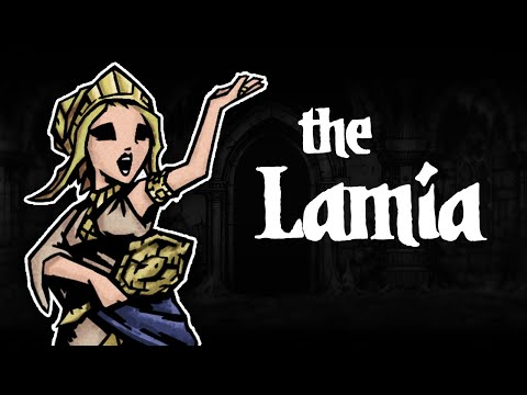 Darkest Dungeon Mods: How to play The Lamia!