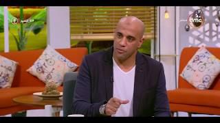 8 الصبح - كابتن / علاء عبد الغني: حسام حسن من أفضل المدربين في مصر ولكن