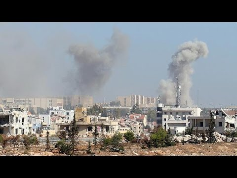 Rebels use car bombs to step up the offensive in western Aleppo - world