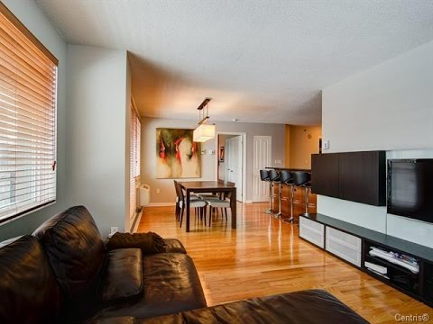 Condo For Sale Downtown Montreal | Ville-Marie
