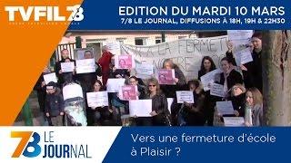7/8 Le journal – Edition du mardi 10 mars 2015