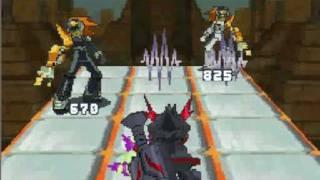 Megaman StarForce 2 Zerker (IndiFrags)