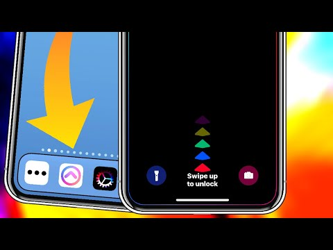 6 Unique New Ways To Customize Your Lockscreen Home Screen On Ios 12 Bonus Trick 2019 Youtube