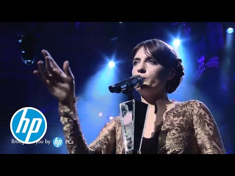 #HPLive - Florence + The Machine 'No Light, No Light'
