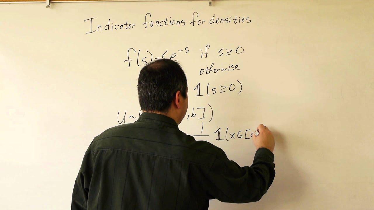 Indicator function #