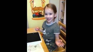 Уроки от Карины - Гласные и согласные звуки