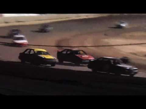 Hornet main 8/6/16 Cottage Grove Speedway