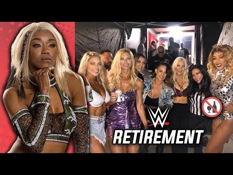 Actual Reason Why Alicia Fox Was Just Forced Into EARLY RETIREMENT By WWE At Raw Reunion