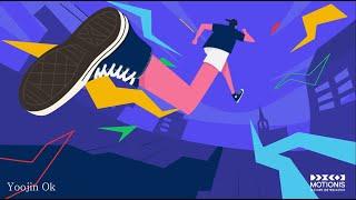 모션이즈 옥유진 에펙 포트폴리오 (컨버스, 모션그래픽 학원, 애니메이션 ,에프터이펙트,시네마4D, 시포디, 강의, 강좌, aftereffects, 영상편집)