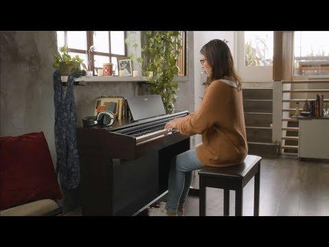 Yamaha ARIUS YDP-144 Digital Piano Overview