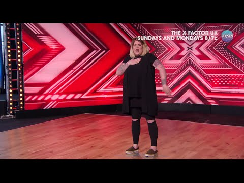 Samantha Atkinson Returns With an Adele Hit - The X Factor UK PREVIEW on AXS TV