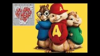 You make my heart skip - Chipmunks (MattyB)