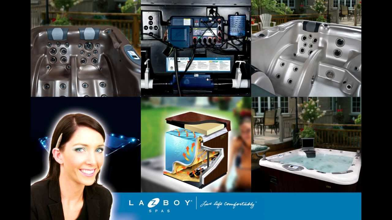 """La-Z-Boy Hot Tubs """"Why Their The Best Hot Tub In The World"""