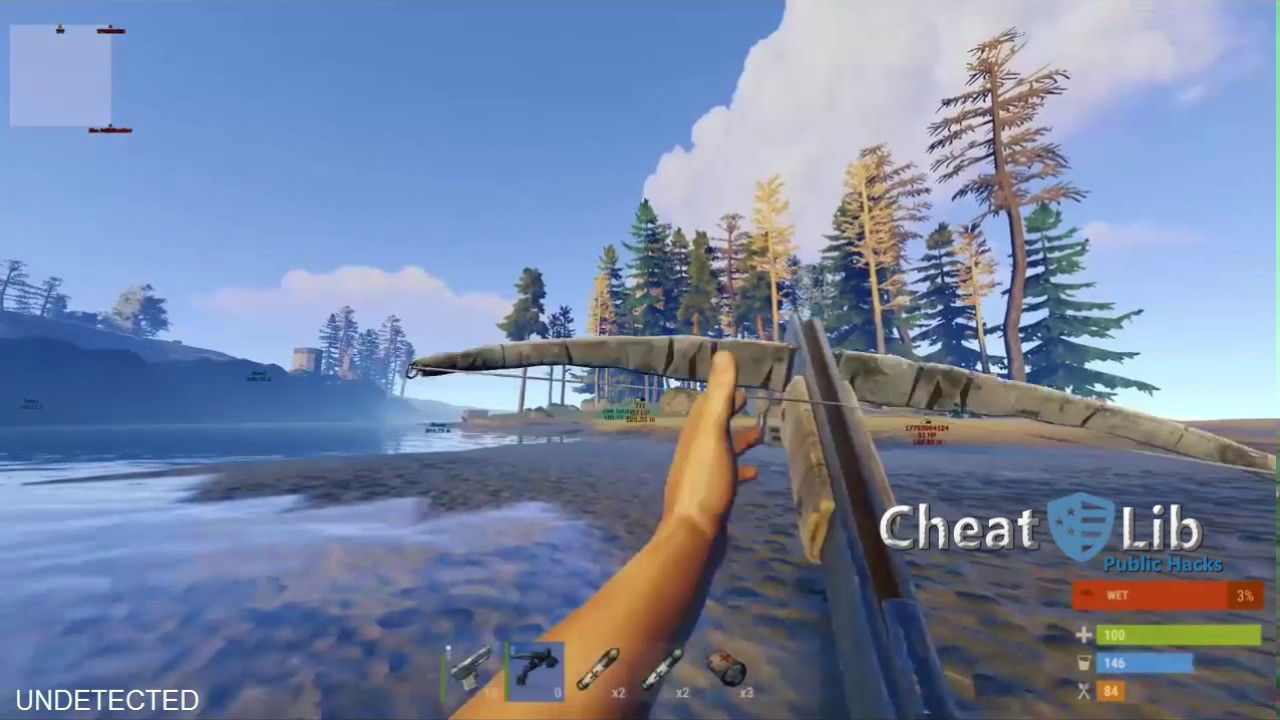 Rust Cheat Esp Aimbot 2017