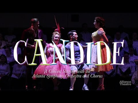 Candide Production Trailer