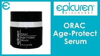 ORAC Age Protect Serum | Epicuren Discovery Thumbnail