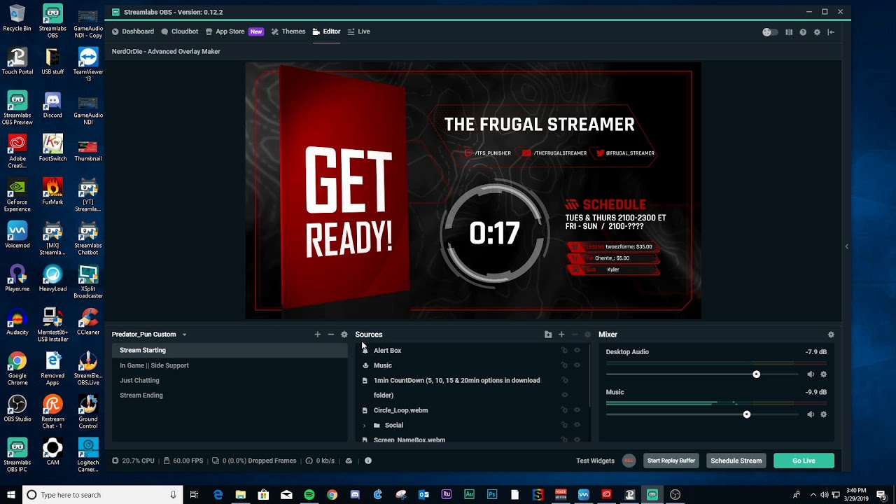 Streamlabs OBS Version 12 New Features