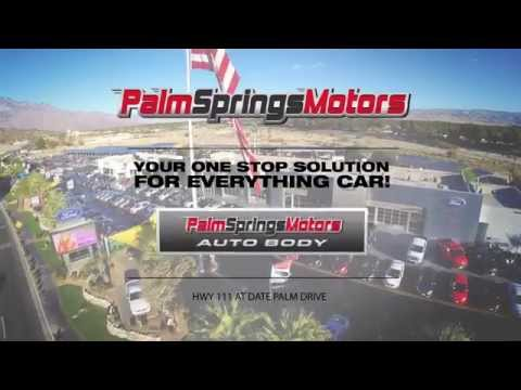 Palm Springs Motors - One Stop, For All Your Car Needs!