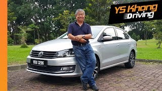 volkswagen Vento 1.2 TSI (Pt.1) Walkaround Review - A Timeless Look!  YS Khong Driving