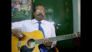 Poovukul olinthirukum guitar instrumental by Rajkumar Joseph.M