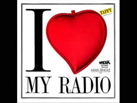 Taffy - I Love My Radio (Extended Version)