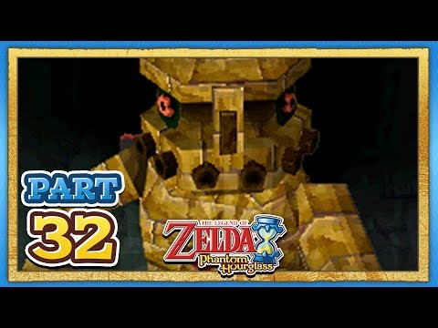 The Legend of Zelda: Phantom Hourglass - Part 32 - Mutoh's Temple