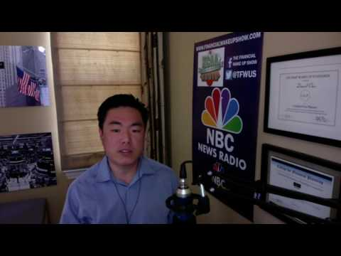 The Financial Wake Up Show Ep. 19: Feat Erik Kaplan & OC Chi