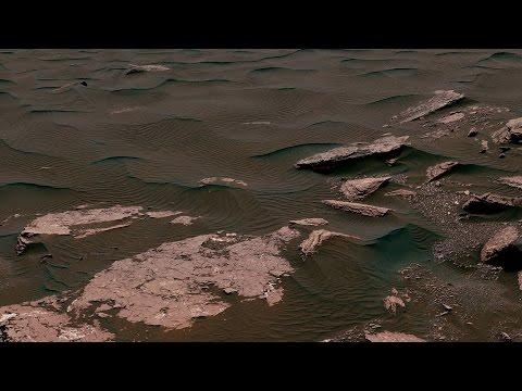 NASA's Curiosity Mars Rover at Ogunquit Beach (360 View)