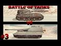 WOTBlitz: Battle of tanks #3 Fv215b 183 vs Jagdpanzer e100 (Death Star vs Death Star)