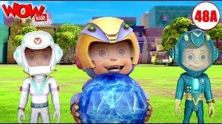 Kartun | Vir: The Robot Boy | Kartun Baru | Kekuatan Tujuh Planet | WowKidz Indonesia